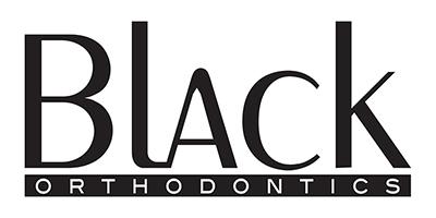 Black Orthodontics logo